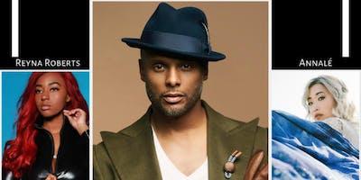 Annalé Opening for R&B Singer Kenny Lattimore