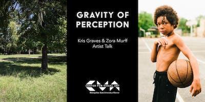 Kris Graves and Zora Murff Artist Talk