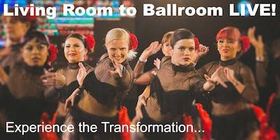 Living Room to Ballroom LIVE!