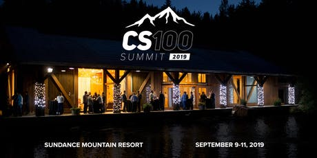 CS100 Summit 2019 tickets