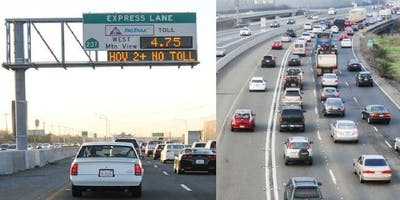WTS South Bay Presents: Life in the Express Lane