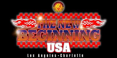 THE NEW BEGINNING USA in Los Angeles