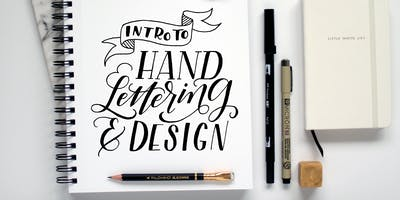 Intro to Hand Lettering and Design