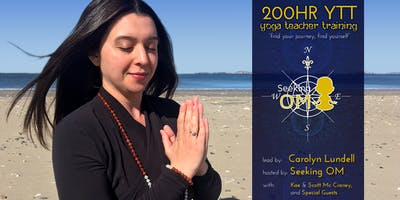 200HR YTT Yoga Teacher Training!
