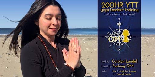 200HR YTT Yoga Teacher Training!