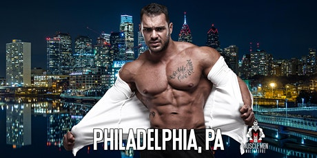Muscle Men Male Strippers Revue & Male Strip Club Shows Philadelphia PA 8PM to 10PM