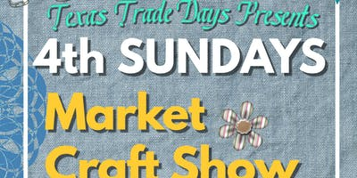 May 4th Sunday Kingwood Craft Show