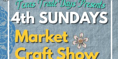 June 4th Sunday Kingwood Craft Show