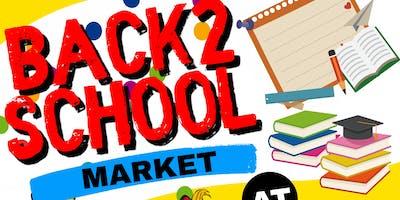 Back 2 School August 4th Sunday Kingwood Craft Show