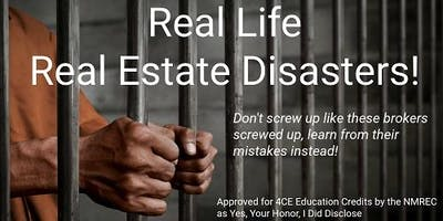 Real-Life Real Estate Disasters!