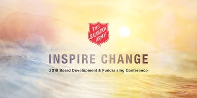 The Salvation Army Inspire Change Conference