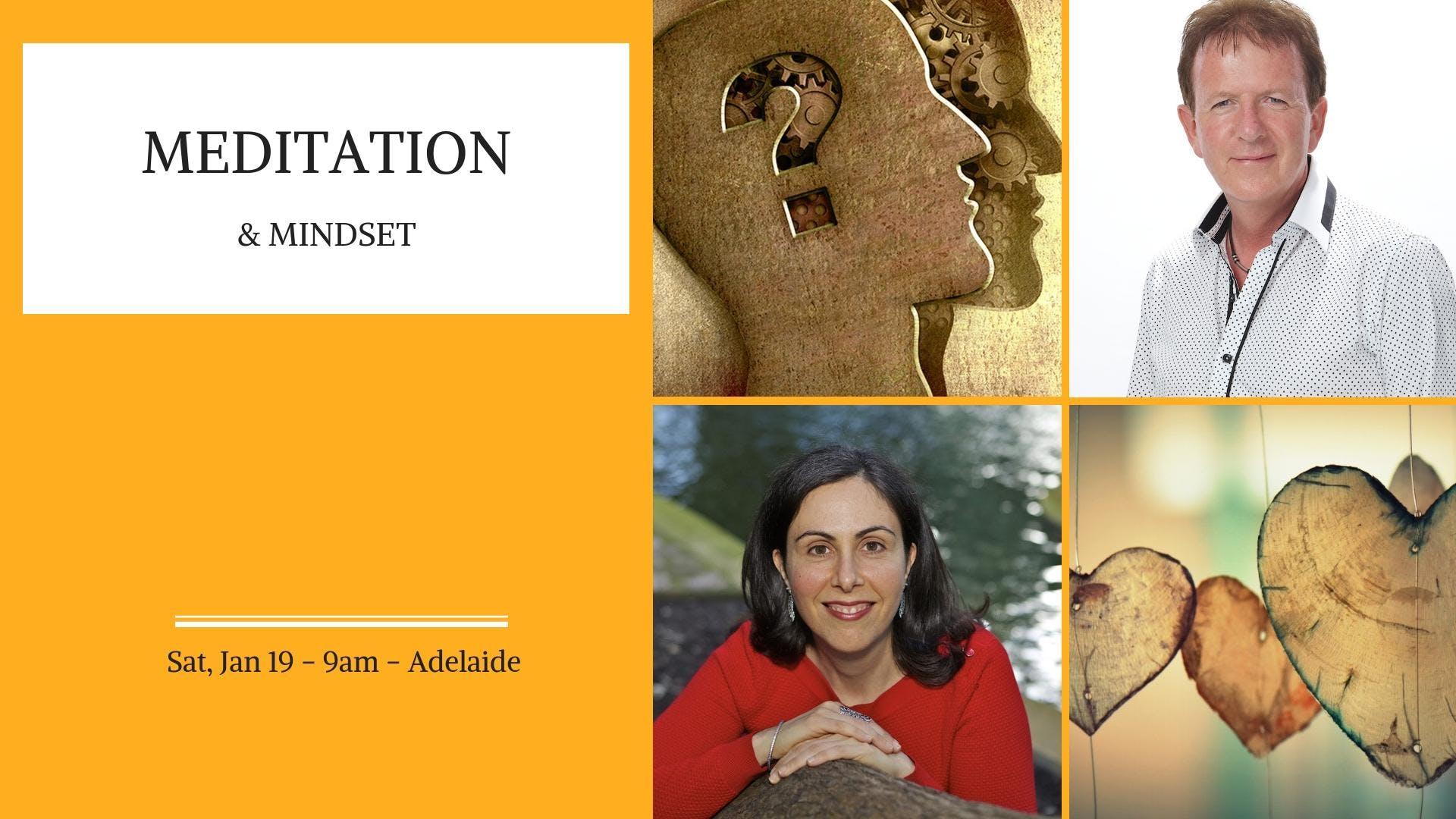 Meditation & Mindset Event - Adelaide