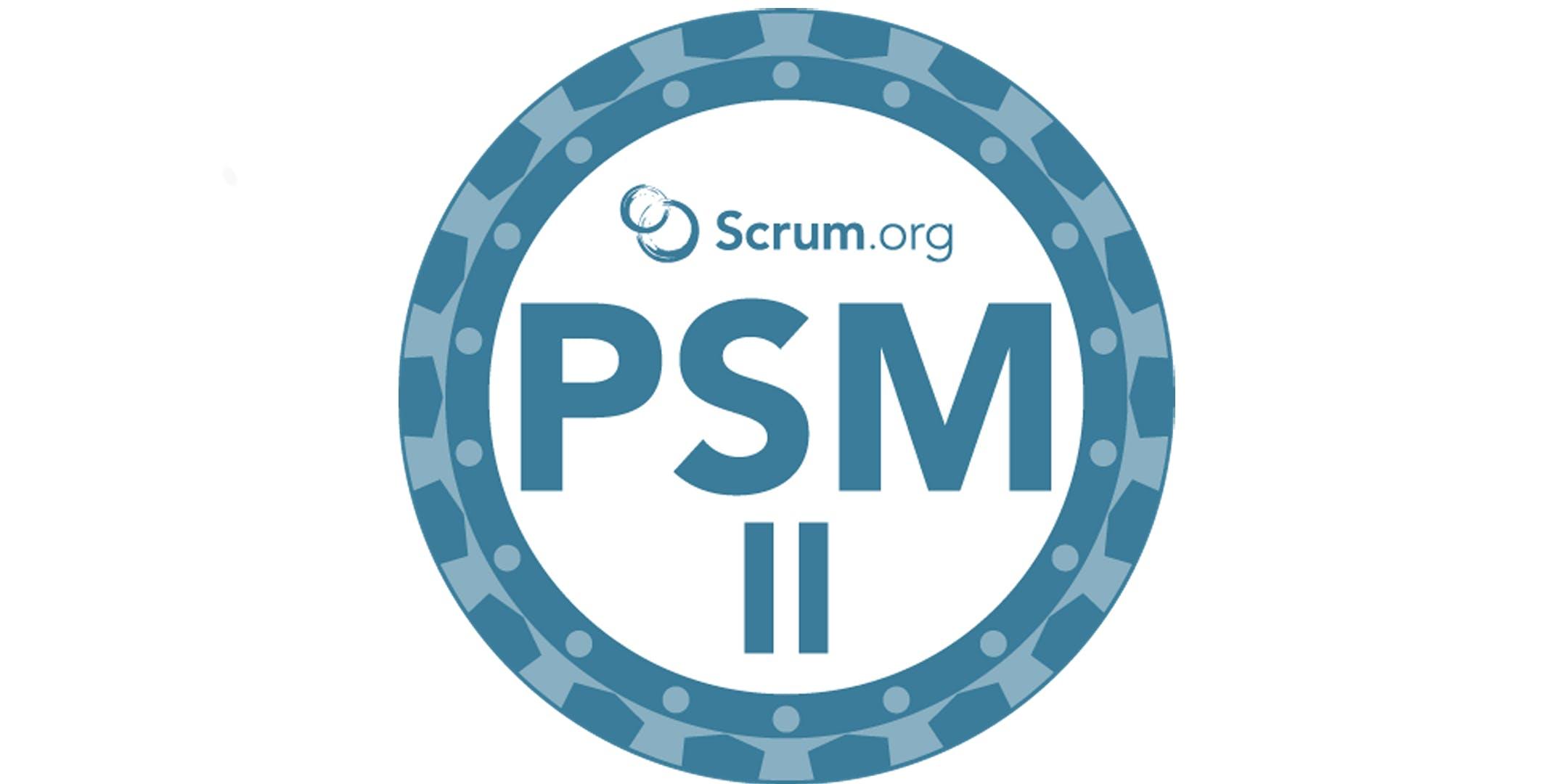 Formation Professional Scrum Master II - Scru