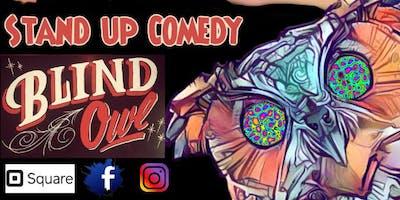 The Secret Show aka Blind Owl Comedy Showcase #secretshowwindsor