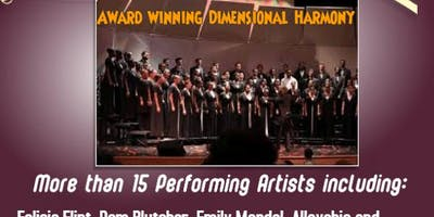 Winter Gospel Explosion featuring Dimensional Harmony