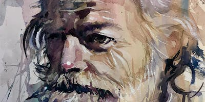 Developing Skills - Indian Ink & Watercolour - With Anthony Barrow