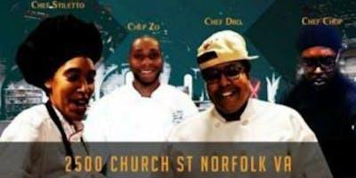Hampton Roads Top Chef Tournament . It's Going Down!