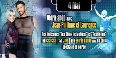 Work Shop avec Jean Philippe et Laurence