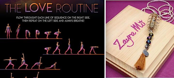 Neomujer Series Holisticas 1ro - Primavera Femenina (Yoga/Medita/Nutricion) image