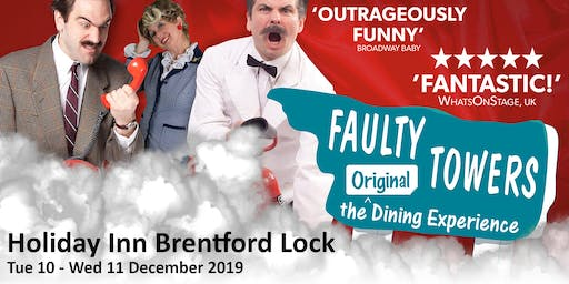 A Christmas Faulty Towers The Dining Experience