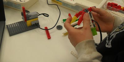 Homeschooling Lego Robotics with WeDo (8-12 Y) 6 Sessions Weekly on Mondays