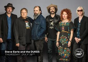Steve Earle and the DUKES - Live at The KEE to Bala  July 18th