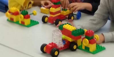 Homeschooling Lego Engineers (5-7 Y) 6 Sessions Weekly on Mondays 11:30 a.m - 12:30 a.m
