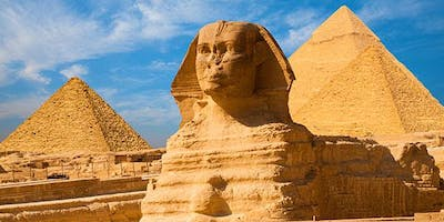 2019 Guided Egypt and Nile River Tour