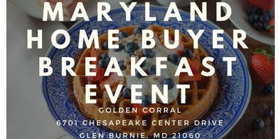 2019 Maryland Home Buyer Breakfast