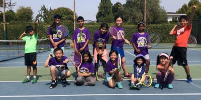 2019 Kids Tennis - Sports Summer Camp in Oakland