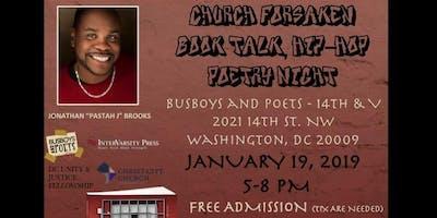 Church Forsaken Book Tour-DC