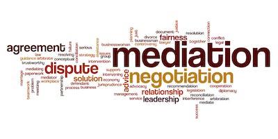 Civil Mediation 3 hr Seminar: Repair and Rebuild Your Relationship