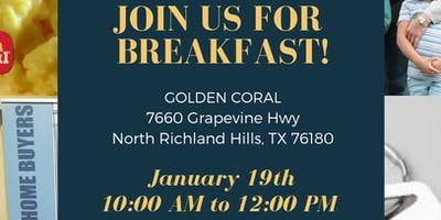 STATEWIDE FREE HOME BUYER'S BREAKFAST EVENT