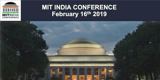 2019年MIT印度会议