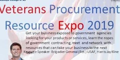 Ramapo College Veterans Resource Expo 2019