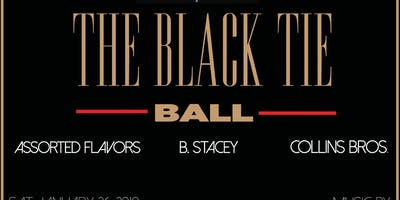Tha Annual Black Tie Ball 2019