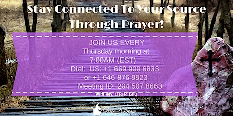 Dare2Dream presents ! Real Girlfriends Pray (Every Thursday at 7am EST) tickets