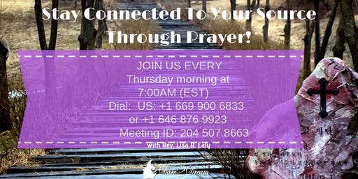 Dare2Dream presents ! Real Girlfriends Pray (Every Thursday at 7am EST)