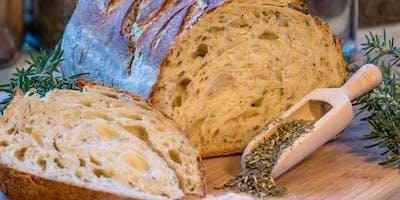 Advanced Sourdough Bread Class