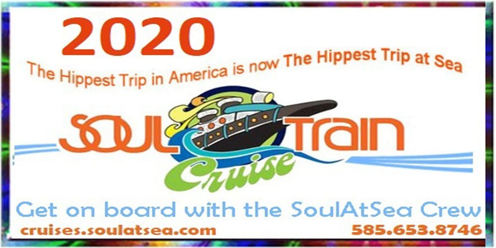 Soul To Soul Tour 2020 2020 Soul Train Cruise Tickets, Sat, Jan 18, 2020 at 5:00 PM