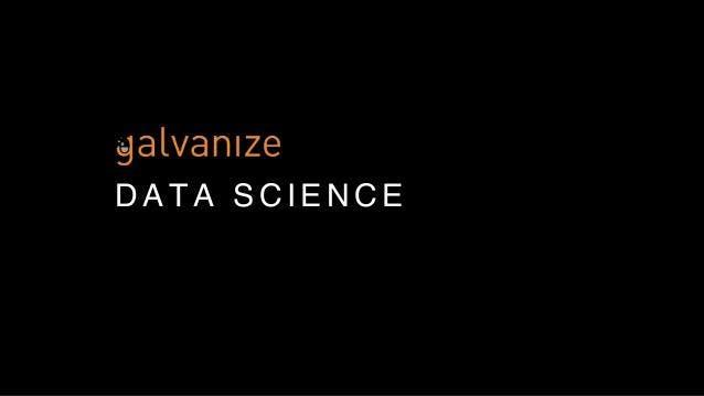 Galvanize NYC: Python 101