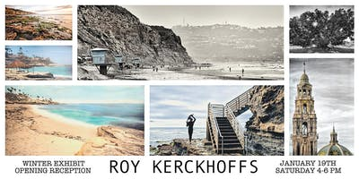 Opening Reception:  Roy Kerckhoffs