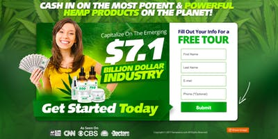 Make Money NOW with CBD/HEMP in San Antonio, TX