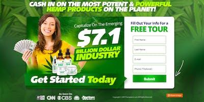 Make Money NOW with CBD/HEMP in Houston, TX