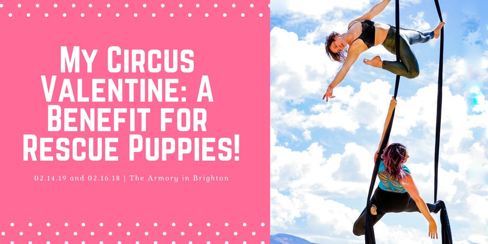 My Circus Valentine A Benefit For Rescue Puppies Tickets Multiple