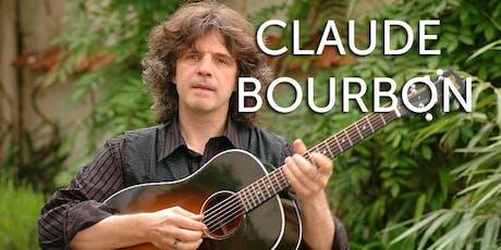 Claude Bourbon tickets