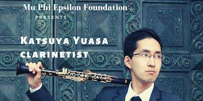 Katsuya Yuasa in Concert