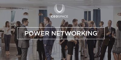 2nd Tuesday each month CEO Space Club International Meet Up