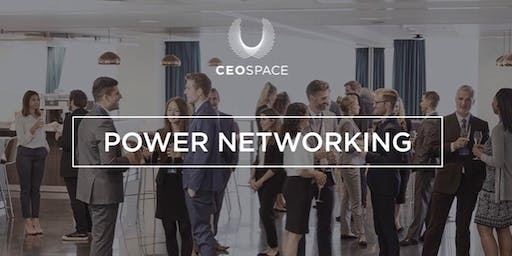 Second (2nd) Tuesday each month CEO Space Club International Meet Up