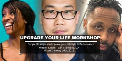 Upgrade Your Life Workshop